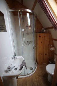 Glamping Pod - Badezimmer