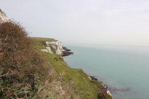 Ende der Rundreise - Dover